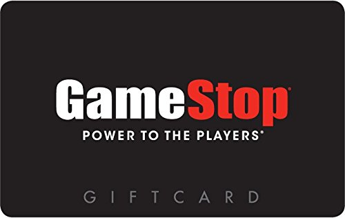 Gamestop Gift Cards – E-mail Delivery